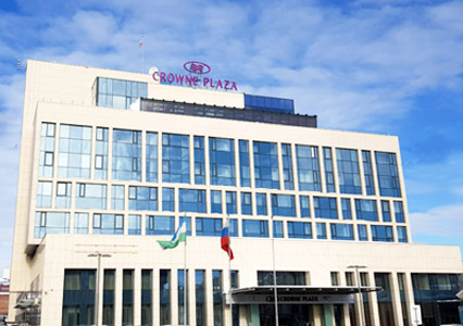 Crowne Plaza Ufa Congress Hotel